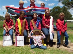 2017 Hereford Northern NSW Youth Show